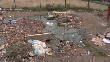 Embasa diz que não há problema em rede de esgoto no bairro de Águas Claras - Moradores do local reclamam da presença de moscas, baratas e outros insetos e atribuem a esgoto e chorume.