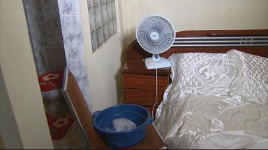 Confira dicas para refrescar o quarto num dia quente - Quem não tem ar condicionado, tem sofrido para conseguir dormir.
