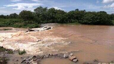 Ambientalista do ES fala sobre necessidade de chuvas - Alguns rios do estado estão abaixo do nível crítico.