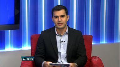 Confira as notícias do esporte com Marcos Montenegro - Veja novidades sobre o futebol e basquete.