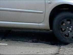 Situação das estradas estaduais preocupa motoristas - Acessos a Caxias do Sul, RS, estão em péssimas condições