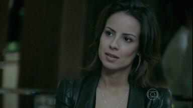 Clara se irrita com Vicente - Chef faz a prova do fraque