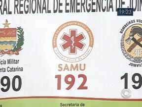 Funcionários do Samu de Joinville entram em greve - Funcionários do Samu de Joinville entram em greve