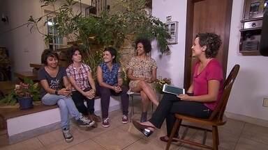 Globo Horizonte faz homenagem ao Dia Internacional da Mulher com a banda Dolores 602 - Neste domingo (8), o programa mostra o trabalho deste grupo formado só por meninas.