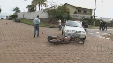 Falta de sinalização causa acidentes em Ji-Paraná - 10 acidentes aconteceram no final de semana.