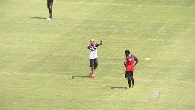Serrano e Vitória se enfrentam nesta quarta pela Copa do Nordeste - Confira as notícias do rubro-negro baiano.