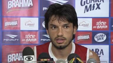 Bahia terá o retorno de dois jogadores para a partida contra o CRB, pelo Nordestão - Confira as notícias do tricolor baiano.