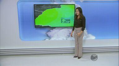 Confira a previsão do tempo para a região de São Carlos nesta sexta-feira (13) - Confira a previsão do tempo para a região de São Carlos nesta sexta-feira (13)