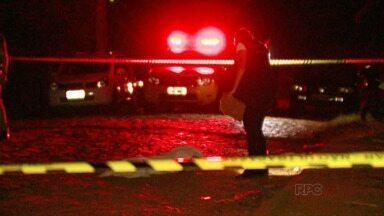 É identificado o corpo do rapaz morto no Jardim Jupira - Ele foi identificado como Jorge Vasques de 15 anos.