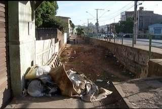 Calendário: Moradores reclamam do acúmulo de lixo na Avenida Francisco Gaetane em MOC - O prazo terminou nesta sexta-feira (13) e a nossa equipe foi conferir o que foi feito.