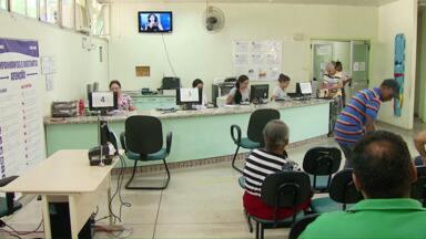 Ação de vândalos prejudica atendimento no Hospital Municipal - Fios da rede elétrica foram cortados e cabos de vários computadores.