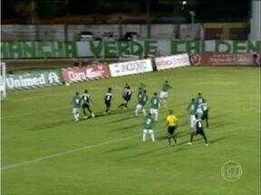 Esporte: Atlético-MG é derrotado pela Caldense no Sul de Minas - Time de Poços de Caldas assume a liderança do Mineiro.