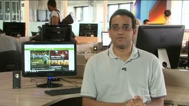 Confira os destaques do GloboEsporte.com - Confira os destaques do GloboEsporte.com desta sexta-feira (13.03.15) com o redator Bruno Alves.