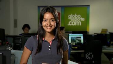 Repórter Rafaela Borges fala sobre os destaques do GloboEsporte.com Zona da Mata - Situação do técnico Felipe Surian e partida do Tupi-MG deste domingo estão entre os destaques.