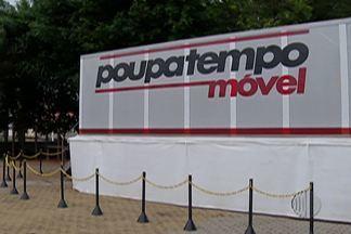 Poupatempo móvel estaciona em Poá e oferece variados serviços a população - O veículo ficará na cidade até dia 28 de março.