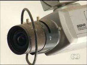 Para segurança dos usuários, câmeras em agências bancarias passa a ser regra - Para segurança dos usuários, câmeras em agências bancarias passa a ser regra