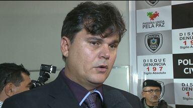 JPB2JP: Polícia prende 4 pessoas acusadas de envolmento na morte de dono de padaria - Assassinato foi durante um assalto.