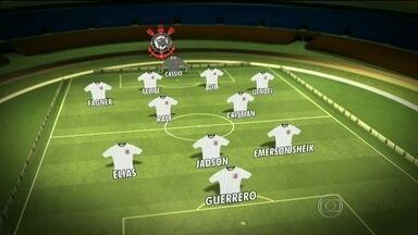 Corinthians vai enfrentar o RB Brasil com o seu time titular - Jogadores voltarão a campo na terç pela Taça Libertadores