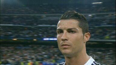 Veja um resumo das principais coisas que aconteceram no esporte na semana - Santos e São Paulo venceram, Cristiano Ronaldo ficou bravo e muito mais