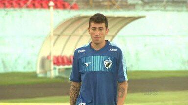 Londrina tem novidade no ataque para encarar o Paraná Clube - Paulinho, destaque do time ano passado e voltou do Grêmio, fará dupla de ataque com o atacante Arthur