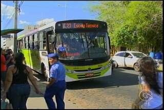 Prazo para que emprezas de ônibus renovem frota aumentou - Nova data é final de 2015