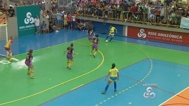 Primeira fase da Copa Rede AM de Futsal entra na reta final - Últimos jogos definem os classificados à próxima etapa.