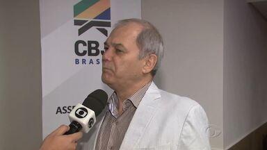Federação Alagoana de Judô reúne em Maceió representantes de todo Estado - Presidente da CBJ, Paulo Wanderlei, fala sobre o evento.