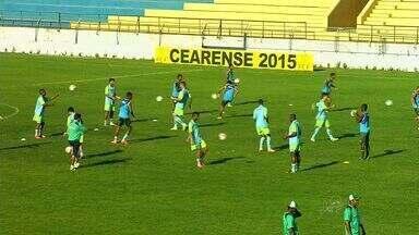 Icasa e Guarani de Juazeiro podem encaminhar classificação neste sábado - Verdão do Cariri encara o Ceará e Leão do Mercado enfrenta o Quixadá.