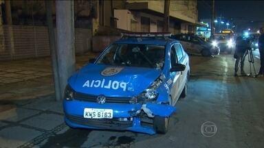 Onda de violência na Linha Amarela, no Rio, assusta motoristas - Motoristas têm sofrido com a violência na Linha Amarela. Depois do assassinato de um empresário na última semana, dois tiroteios nas proximidades da via assustaram quem passava por ali. Em um deles, um suspeito foi morto em um confronto com PMs.