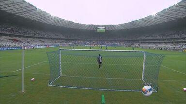 Caldense arrancou pontos das três equipes da capital no Mineiro - Caldense arrancou pontos das três equipes da capital no Mineiro