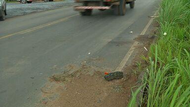 Uma pessoa morre e outra fica ferida em acidente na MT-040 em Cuiabá - Segundo a polícia, motociclista estava alcoolizado e não tem carteira de habilitação