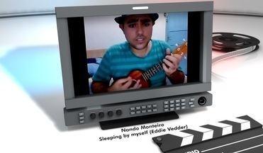 Mais um talento revelado no 'Vídeo Internauta'! Confira - Você também pode participar! Mande o seu vídeo para o nosso e-mail: ebemmt@tvca.com.br