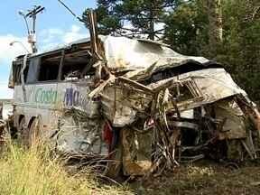 Polícia abre inquérito para investigar as causas do acidente com 51 mortos no Norte de SC - Polícia abre inquérito para investigar as causas do acidente com 51 mortos no Norte de SC