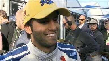 Felipe Nasr faz história e tem melhor estreia de brasileiro na Fórmula 1 - Piloto de Brasília termina em quinto lugar no GP da Austrália