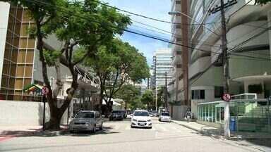 Delegado reage a assalto e mata suspeito em Vila Velha, ES - Delegado estava com a namorada, quando foi surpreendido pelo suspeito.