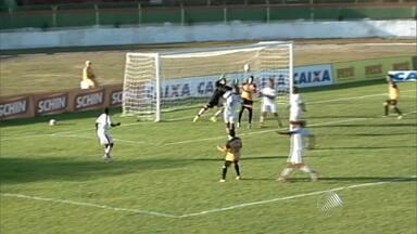 Enquete: gol de Robert, da Catuense, concorre ao melhor da luta contra a 'degola' - Confira.