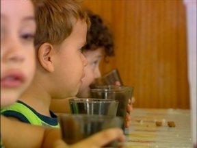 Falta de infraestrutura prejudica alunos em escola de Passo Fundo,RS - Faltam condições adequadas e professores na EMEI Chapéuzinho Vermelho