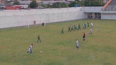 Veja os gols de Iranduba x Nacional Borbense pelo Amazonense - Jogo termina 3 a 3, neste domingo, no estádio Carlos Zamith, em Manaus.