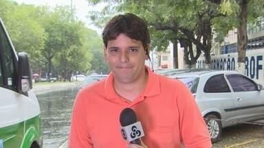 Manaus é escolhida sede do torneio olímpico de futebol - Mais informações como repórter Thiago Guedes.