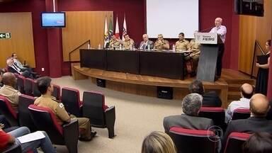 Programa Educacional de Resistência às drogas é ampliado - A partir de agora, alunos da rede Sesi e Senai também vão receber as orientações da Polícia Militar.