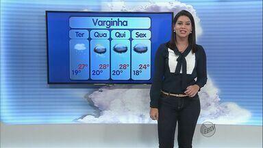 Confira a previsão do tempo no Sul de Minas para esta terça-feira (17) - Confira a previsão do tempo no Sul de Minas para esta terça-feira (17)