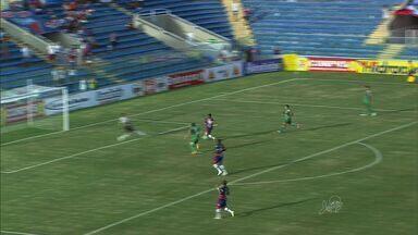 Ceará vence, e Fortaleza goleia na rodada do fim de semana - Éverton fez três gols e pediu música no Fantástico.
