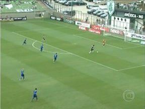 Atlético-MG goleia a URT pelo Campeonato Mineiro - Com o resultado, o Galo assumiu a segunda colocação na competição.