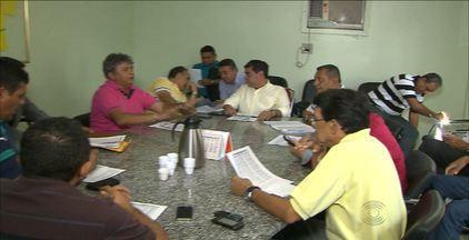A FPF decidiu manter a rodada do Campeonato Paraibano neste fim de semana - Reunião foi realizada na tarde de ontem.