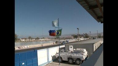 Conheça a rotina dos gaúchos na Missão de Paz, no Haiti - Militares estão há quatro meses no país caribenho