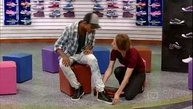 Sapassinho: a loja de calçados preferida para quem curte funk - Sucesso da Zona Norte para o mundo. Quebre tudo!