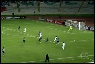 Cruzeiro vence o Mineros na Venezuela - Raposa assume a lidença do grupo 3 da Libertadores.