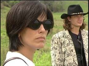 O Rei do Gado - capítulo de sexta-feira, dia 20/03/15, na íntegra - Luana decide ir embora do acampamento com Marcos e Rafaela