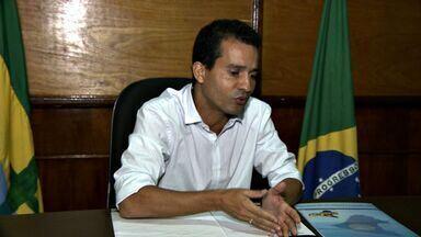 Prefeito de Porto da Folha pode renunciar - Prefeito de Porto da Folha pode renunciar.