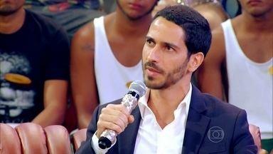 No Dia Mundial da Água, Ronaldo Lemos comenta a importância do bem natural - Convidados também falam sobre o tema